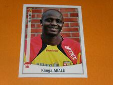 144 KANGA AKALE RC LENS BOLLAERT RCL PANINI FOOT 2011 FOOTBALL 2010-2011