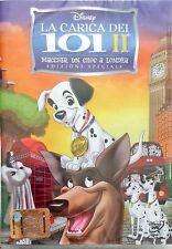 La carica dei 101 II. Macchia, un eroe a Londra (2003) DVD Sigillato Disney