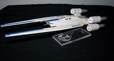 acrylic display stand for Revell Star Wars Uwing Fighter Rogue One