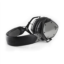V-MODA Crossfade LP2 Headband Headphones -Matte  Black Metal