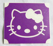 GT129 Body Art Temporary Glitter Tattoo Stencil Hello Kitty