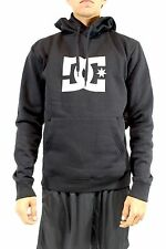 New DC SHOES Men's Star Pullover Hoodie Sweater Black Medium M BW1