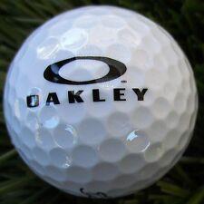 36 - 3 Dozen (Oakley Logo) Mint / AAAAA Titleist Pro V1 Used Golf Balls