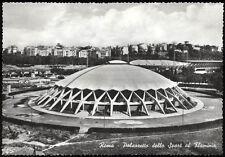 cartolina ROMA palazzetto dello sport al flaminio