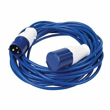 PowerMaster 981201 Extension Lead 16A 240V 14m 3 Pin
