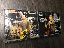 BRUCE SPRINGSTEEN  3 CD  LEEDS WRECKING BALL NIGHT  24/07/2013