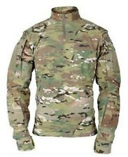 US ARMY MILITARY OCP Multicam ISAF Tactical Combat TAC U Shirt Large Long
