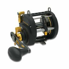 NEW Penn Fathom Level Wind Reel 290yds 25Lb Mono FTH25LW