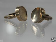 Vintage Signed Antonio Pineda Taxco Mexico 970 Sterling Silver Cufflinks Eagle 3