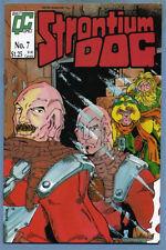 Strontium Dog #7 1988 Alan Grant Carlos Ezquerra Quality Comics