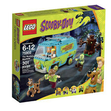 LEGO Scooby Doo - MYSTERY MACHINE - 75902 RETIRED SET -  New Boxed & Sealed MISB