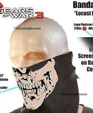 GEARS OF WAR 3 - Bandana Locust Face Neca