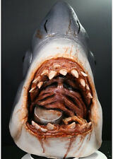 Adult Deluxe Jaws Bruce The Shark Mask
