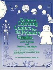 Science Learning Centers for the Primary Grades