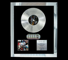 U2 ACHTUNG BABY   MULTI (GOLD) CD PLATINUM DISC FREE POSTAGE!!