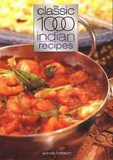 The Classic 1000 Indian Recipes (2002, UK-Paperback)