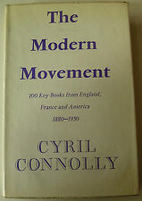 The Modern Movement, Cyril Connolly, Literatur, Literaturgeschichte,