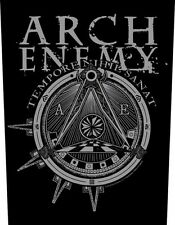 ARCH ENEMY - Rückenaufnäher Backpatch Outlaw Illuminati