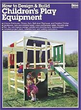 G, How to Design and Build Children's Play Equipment/05934 (Ortho library), Hild