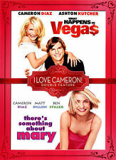What Happens In Vegas/There's Something About Mary (DVD, 2014, 2-Disc Set) New