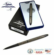 Fisher Space Pen #400BTN-CK / Black Titanium Celtic Knot Engraved Bullet Pen