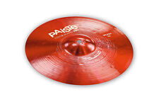 Paiste 900 Series Color Sound Red 12 Splash Cymbal - CY0001922212