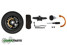 JEEP RENEGADE FIAT 500X EMERGENCY SPARE TIRE WHEEL KIT WITH ROADSIDE JACK MOPAR