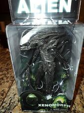 SERIES 2 CLASSIC XENOMORPH WARRIOR ALIEN ACTION FIGURE NECA ALIENS AVP PREDATOR