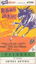 "ticket de concert The ROLLING STONES ""Urban Jungle Tour"""