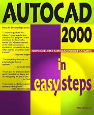 AutoCAD 2000 in Easy Steps (In Easy Steps) Paul Whelan Very Good Book