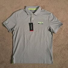 POLO SPORT RALPH LAUREN Andover Heather Performance Polo Shirt (Large) NWT $98.5
