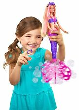 NEW!! Barbie Bubble-Tastic Mermaid Doll FREE UK DELIVERY!!