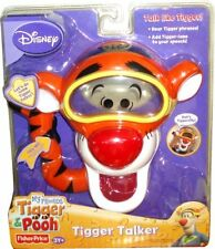 Fisher Price Disney My Fiends Tigger & Pooh Tigger Talker Toy 3Y+ New