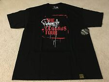 DISSIZIT LEGENDS ON TOUR TEE SHIRT SMALL S BLACK supreme palace