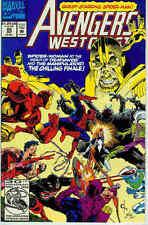 Avengers west coast # 86 (spiderman) (états-unis, 1992)