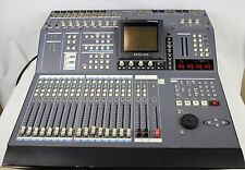 Tascam TM-D4000 32 chan digital mixer control automation NEW BATTERY