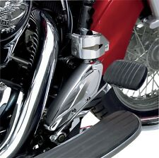 SHOW CHROME 71-314 REAR BRAKE RESERVOIR COVER 06-12 KAWASAKI VN900 VULCAN