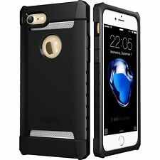 Apple iPhone 7 Plus Case Tri Layer Premium Cover Protector Tough Armour Shield