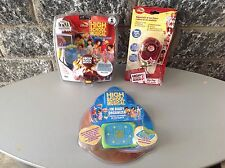 3X High School Musical Video Games # Dance Jammer#Diary By Disney