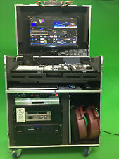 Tricaster Livestream BMD TC2GO Airpack 1 Flightpack rolling production case