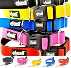 ELITE RANGE LIFETIME GUARANTEE New Luxury Neoprene Padded Waterproof Collar Lead