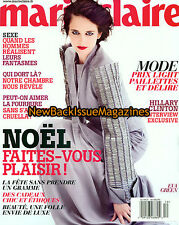 French Marie Claire 12/07,Eva Green,December 2007,NEW