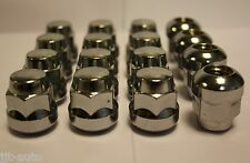 16 X M12 X 1.5 STANDARD REPLACEMENT ALLOY WHEEL NUTS FIT HONDA CIVIC ORTHIA 4WD