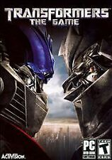 Transformers: The Game (PC, 2007)
