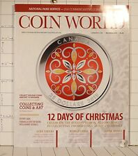 Coin World Magazine   December 2015    The 12 Days of Christmas       d24