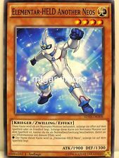 Yu-Gi-Oh - 1x Elementar-HELD Another Neos - SDHS - Structure Deck Hero Strike