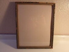 Art Deco wood frame, 8 by 10 ,inches,# 631