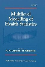Multilevel Modelling of Health Statistics (Wiley Series in Probability and Stati