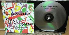 ST. JULIE BILLIART CATHOLIC CHURCH Cantate Domino CD Newbury Park