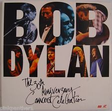 BOB DYLAN 30th Anniversary Concert Celebration A star-studded salute 2-Laserdisc